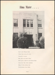 Page 7, 1952 Edition, Warren High School - Pine Cone Yearbook (Warren, AR) online yearbook collection