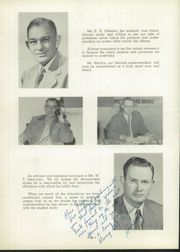 Page 10, 1955 Edition, Warren High School - Pine Cone Yearbook (Warren, AR) online yearbook collection