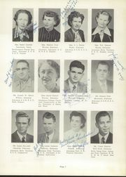 Page 11, 1955 Edition, Warren High School - Pine Cone Yearbook (Warren, AR) online yearbook collection