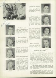 Page 14, 1955 Edition, Warren High School - Pine Cone Yearbook (Warren, AR) online yearbook collection
