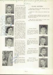 Page 15, 1955 Edition, Warren High School - Pine Cone Yearbook (Warren, AR) online yearbook collection