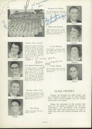 Page 16, 1955 Edition, Warren High School - Pine Cone Yearbook (Warren, AR) online yearbook collection