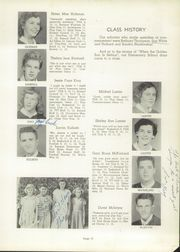 Page 17, 1955 Edition, Warren High School - Pine Cone Yearbook (Warren, AR) online yearbook collection