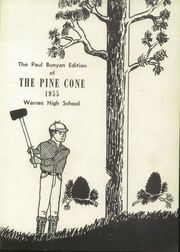 Page 5, 1955 Edition, Warren High School - Pine Cone Yearbook (Warren, AR) online yearbook collection