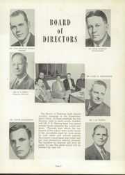 Page 9, 1955 Edition, Warren High School - Pine Cone Yearbook (Warren, AR) online yearbook collection
