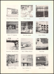Page 86, 1956 Edition, Warren High School - Pine Cone Yearbook (Warren, AR) online yearbook collection
