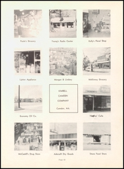 Page 87, 1956 Edition, Warren High School - Pine Cone Yearbook (Warren, AR) online yearbook collection