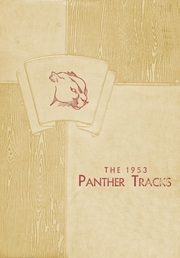 Page 1, 1953 Edition, Clarksville High School - Panther Tracks Yearbook (Clarksville, AR) online yearbook collection
