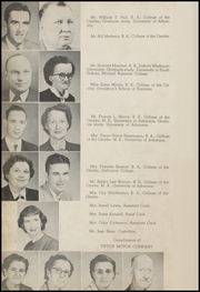 Page 10, 1953 Edition, Clarksville High School - Panther Tracks Yearbook (Clarksville, AR) online yearbook collection