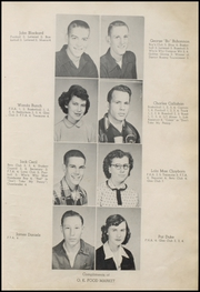 Page 13, 1953 Edition, Clarksville High School - Panther Tracks Yearbook (Clarksville, AR) online yearbook collection