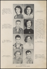 Page 17, 1953 Edition, Clarksville High School - Panther Tracks Yearbook (Clarksville, AR) online yearbook collection