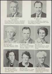 Page 10, 1958 Edition, Clarksville High School - Panther Tracks Yearbook (Clarksville, AR) online yearbook collection