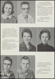 Page 16, 1958 Edition, Clarksville High School - Panther Tracks Yearbook (Clarksville, AR) online yearbook collection