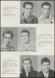 Page 17, 1958 Edition, Clarksville High School - Panther Tracks Yearbook (Clarksville, AR) online yearbook collection