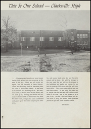 Page 5, 1958 Edition, Clarksville High School - Panther Tracks Yearbook (Clarksville, AR) online yearbook collection