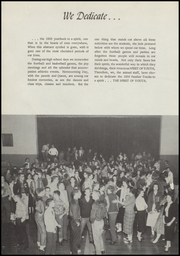 Page 6, 1958 Edition, Clarksville High School - Panther Tracks Yearbook (Clarksville, AR) online yearbook collection