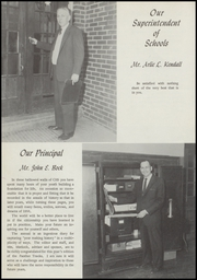 Page 8, 1958 Edition, Clarksville High School - Panther Tracks Yearbook (Clarksville, AR) online yearbook collection