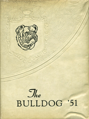1951 Edition, Waldron High School - Bulldog Yearbook (Waldron, AR)