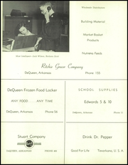 Page 108, 1955 Edition, De Queen High School - Leopard Yearbook (De Queen, AR) online yearbook collection