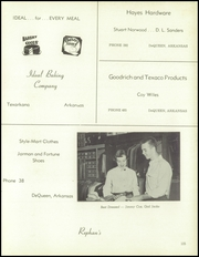 Page 109, 1955 Edition, De Queen High School - Leopard Yearbook (De Queen, AR) online yearbook collection
