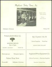 Page 110, 1955 Edition, De Queen High School - Leopard Yearbook (De Queen, AR) online yearbook collection