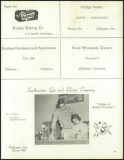 Page 113, 1955 Edition, De Queen High School - Leopard Yearbook (De Queen, AR) online yearbook collection