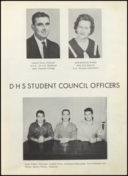 Page 11, 1960 Edition, De Queen High School - Leopard Yearbook (De Queen, AR) online yearbook collection