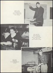 Page 13, 1960 Edition, De Queen High School - Leopard Yearbook (De Queen, AR) online yearbook collection