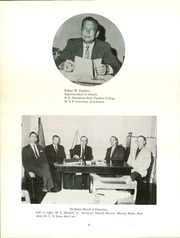 Page 12, 1962 Edition, De Queen High School - Leopard Yearbook (De Queen, AR) online yearbook collection