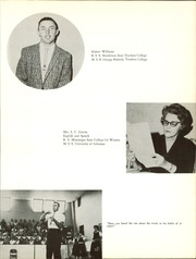 Page 17, 1962 Edition, De Queen High School - Leopard Yearbook (De Queen, AR) online yearbook collection