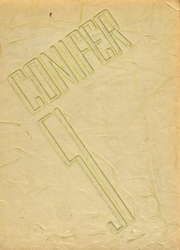 1951 Edition, Camden High School - Conifer Yearbook (Camden, AR)