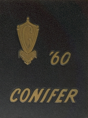 1960 Edition, Camden High School - Conifer Yearbook (Camden, AR)