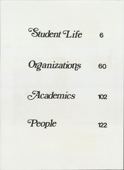 Page 6, 1983 Edition, Camden High School - Conifer Yearbook (Camden, AR) online yearbook collection