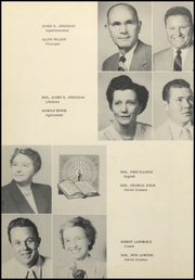 Page 12, 1953 Edition, Lonoke High School - Jackrabbit Yearbook (Lonoke, AR) online yearbook collection