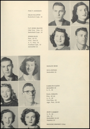 Page 15, 1953 Edition, Lonoke High School - Jackrabbit Yearbook (Lonoke, AR) online yearbook collection