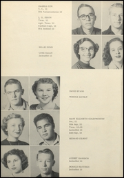 Page 16, 1953 Edition, Lonoke High School - Jackrabbit Yearbook (Lonoke, AR) online yearbook collection