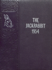 1954 Edition, Lonoke High School - Jackrabbit Yearbook (Lonoke, AR)