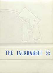 1955 Edition, Lonoke High School - Jackrabbit Yearbook (Lonoke, AR)