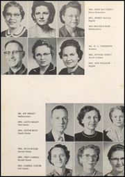 Page 12, 1957 Edition, Lonoke High School - Jackrabbit Yearbook (Lonoke, AR) online yearbook collection