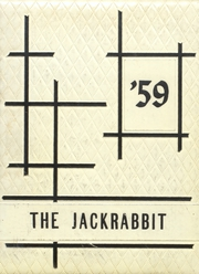 Page 1, 1959 Edition, Lonoke High School - Jackrabbit Yearbook (Lonoke, AR) online yearbook collection