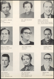 Page 13, 1959 Edition, Lonoke High School - Jackrabbit Yearbook (Lonoke, AR) online yearbook collection