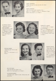 Page 16, 1959 Edition, Lonoke High School - Jackrabbit Yearbook (Lonoke, AR) online yearbook collection