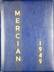 1949 Edition, Mount St Mary Academy - Mercian Yearbook (Little Rock, AR)