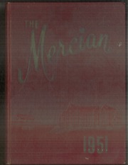 1951 Edition, Mount St Mary Academy - Mercian Yearbook (Little Rock, AR)
