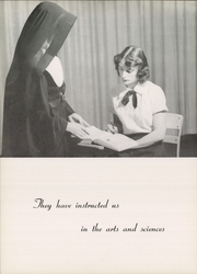 Page 12, 1952 Edition, Mount St Mary Academy - Mercian Yearbook (Little Rock, AR) online yearbook collection