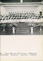 Page 15, 1953 Edition, Mount St Mary Academy - Mercian Yearbook (Little Rock, AR) online yearbook collection