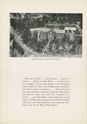 Page 6, 1953 Edition, Mount St Mary Academy - Mercian Yearbook (Little Rock, AR) online yearbook collection