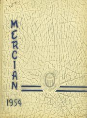1954 Edition, Mount St Mary Academy - Mercian Yearbook (Little Rock, AR)