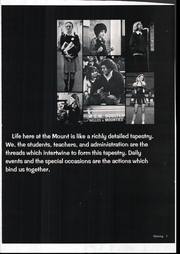 Page 9, 1978 Edition, Mount St Mary Academy - Mercian Yearbook (Little Rock, AR) online yearbook collection