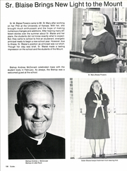 Page 110, 1981 Edition, Mount St Mary Academy - Mercian Yearbook (Little Rock, AR) online yearbook collection
